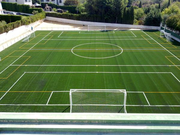 Campo de fútbol – Sta. Coloma de Queralt